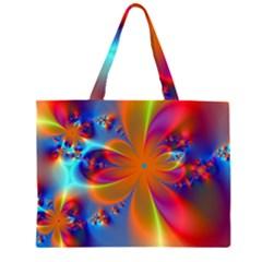 Bright Large Tote Bag
