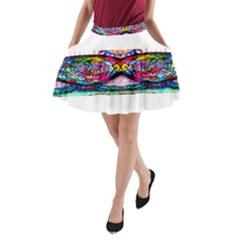 Bestiiik A Line Pocket Skirt