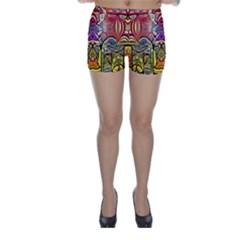 Last Of Skinny Shorts