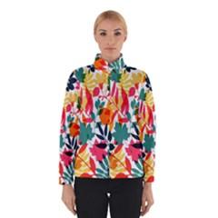 Seamless Autumn Leaves Pattern  Winterwear