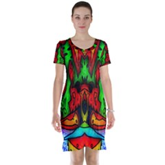 Faces Short Sleeve Nightdress