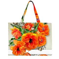 002 Page 1 (1) Zipper Large Tote Bag