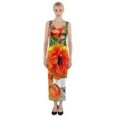 002 Page 1 (1) Fitted Maxi Dress