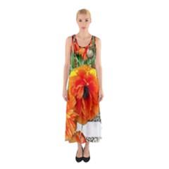002 Page 1 (1) Full Print Maxi Dress