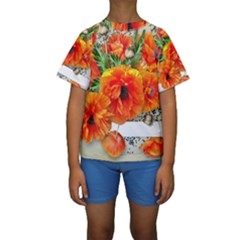 002 Page 1 (1) Kid s Short Sleeve Swimwear