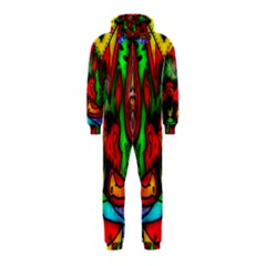 Face Two Hooded Jumpsuit (kids)