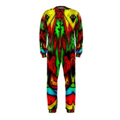 Face Two Onepiece Jumpsuit (kids)