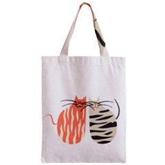 Two Lovely Cats   Classic Tote Bag