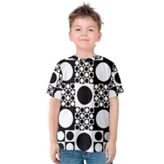Vintage Scandinavian Print Kid s Cotton Tee