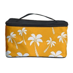 Summer Palm Tree Pattern Cosmetic Storage Cases