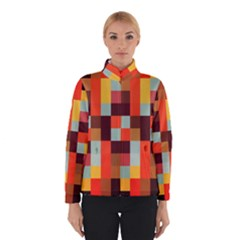 Tiled Colorful Background Winterwear