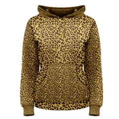 Animal Texture Skin Background Women s Pullover Hoodie