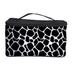 Animal Texture Skin Background Cosmetic Storage Cases