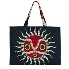 Mononoke Mask Large Tote Bag
