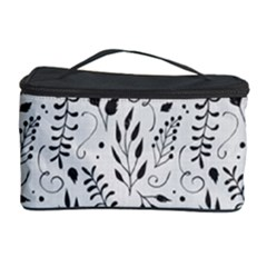 Hand Painted Floral Pattern Cosmetic Storage Cases