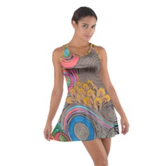 Rainbow Passion Racerback Dresses