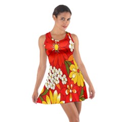 Flower Power Racerback Dresses