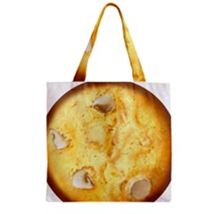 White Chocolate Chip Lemon Cookie Novelty Zipper Grocery Tote Bag