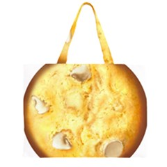 White Chocolate Chip Lemon Cookie Novelty Large Tote Bag