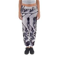 60s Mod Print Fab Women s Jogger Sweatpants