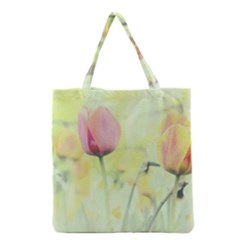 Softness Of Spring Grocery Tote Bag