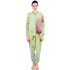 Softness Of Spring OnePiece Jumpsuit (Ladies)