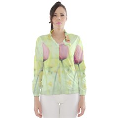 Softness Of Spring Wind Breaker (Women)