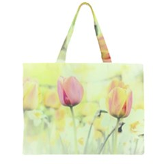 Softness Of Spring Large Tote Bag