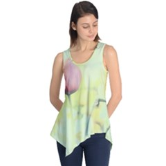 Softness Of Spring Sleeveless Tunic