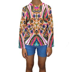 Ethnic You Collecition Kid s Long Sleeve Swimwear