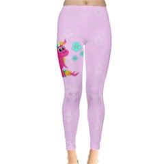 Life Is Not A Pony Ranch Leggings