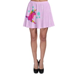 LIFE IS NOT A PONY RANCH Skater Skirt