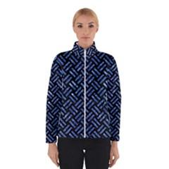 WOV2 BK-BL MARBLE Winterwear