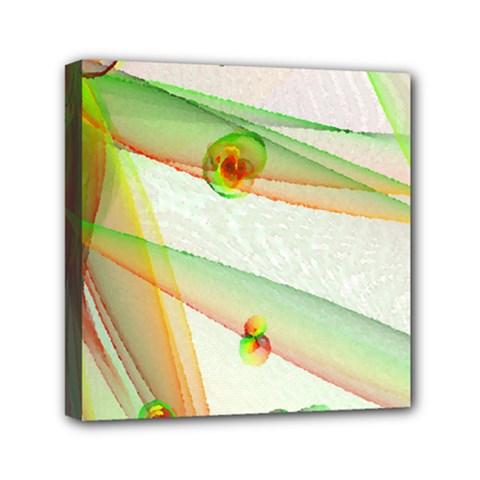 The Wedding Veil Series Mini Canvas 6  X 6