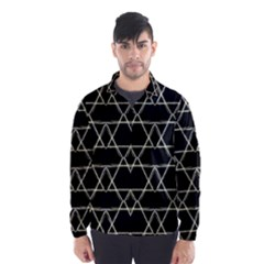 Star Of David   Wind Breaker (men)