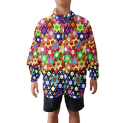 Star Of David Wind Breaker (kids)