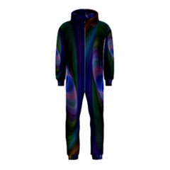 Eye Of The Galactic Storm Hooded Jumpsuit (kids)