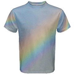 Colorful Natural Rainbow Men s Cotton Tee