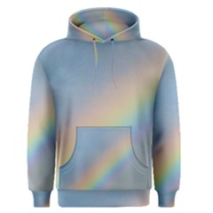 Colorful Natural Rainbow Men s Pullover Hoodie