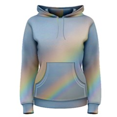 Colorful Natural Rainbow Women s Pullover Hoodie