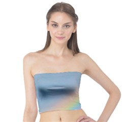 Colorful Natural Rainbow Tube Top
