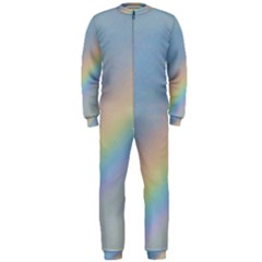Colorful Natural Rainbow Onepiece Jumpsuit (men)
