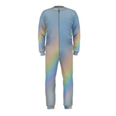 Colorful Natural Rainbow Onepiece Jumpsuit (kids)