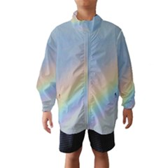 Colorful Natural Rainbow Wind Breaker (kids)