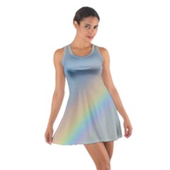 Colorful Natural Rainbow Racerback Dresses