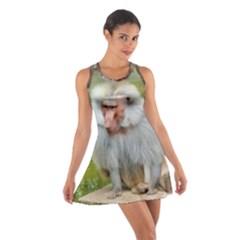 Grey Monkey  Racerback Dresses