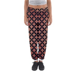 CIR3 BK MARBLE COPPER (R) Women s Jogger Sweatpants