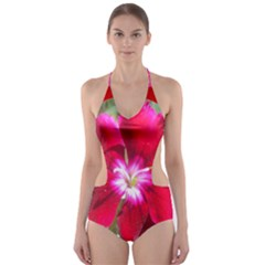 Fully Loaded Cut-Out One Piece Swimsuit