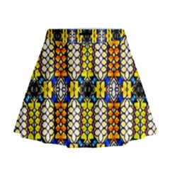 Turtle Mini Flare Skirt