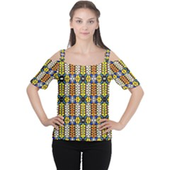 Turtle Women s Cutout Shoulder Tee